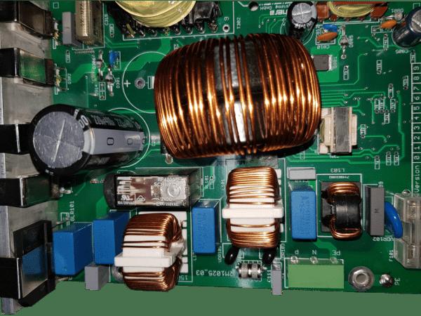 Power Faktor Regelung bei Netzgeräten